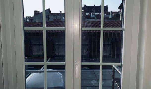 fenêtre Clermont-Ferrand